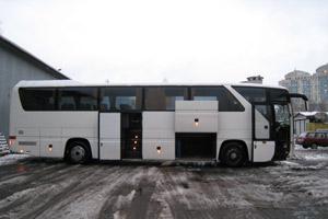 Заказать автобус в Киеве