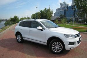 Заказать Volkswagen Taureg в Киеве