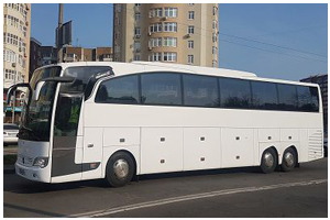 Автобус Mercedes Benz Travego 17 SHD